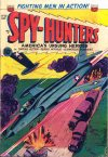 Cover For Spy Hunters 20