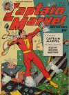 Cover For Captain Marvel Adventures 89
