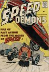 Cover For Speed Demons 10