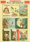 Cover For La Patrie Section Comique (1944 9 24)