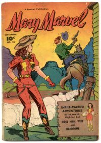 Large Thumbnail For Mary Marvel #28