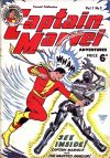 Cover For Captain Marvel Adventures Weekly 3