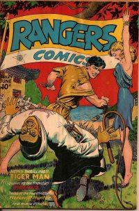 Large Thumbnail For Rangers Comics #29