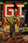 Cover For G I in Battle 1