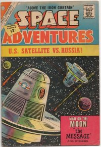 Large Thumbnail For Space Adventures #46