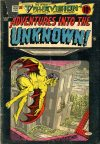 Cover For Adventures into the Unknown 53