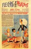 Cover For Flechas y pelayos 24