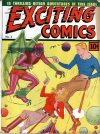 Cover For Exciting Comics 5 (paper/4fiche)