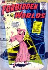 Cover For Forbidden Worlds 58