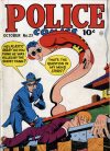 Cover For Police Comics 23