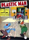 Cover For Plastic Man 25