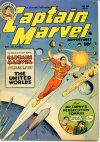 Cover For Captain Marvel Adventures 98