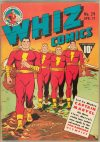 Cover For Whiz Comics 29