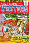 Cover For Prize Comics Western 116