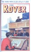 Cover For The Rover 1003