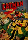 Cover For Cat Man Comics 26