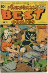 Cover For America's Best Comics 15