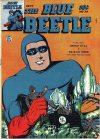 Cover For Blue Beetle 34