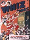 Cover For Whiz Comics 60 (fiche)