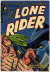 Cover For Lone Rider 19