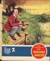 Cover For Sexton Blake Library S3 197 The Mystery of the Missing Angler