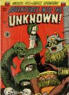Cover For Adventures into the Unknown 34