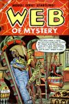Cover For Web of Mystery 23