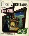 Cover For The First Christmas (3D)