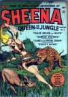 Cover For Sheena, Queen of the Jungle 2