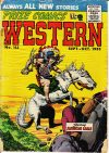 Cover For Prize Comics Western 113