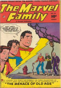 Large Thumbnail For The Marvel Family #69