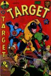 Cover For Target Comics v6 1