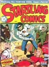 Cover For Startling Comics 21
