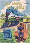 Cover For All Aboard Mr Lincoln