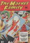 Cover For The Marvel Family 56