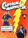 Cover For Captain Marvel Jr. 2