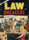 Cover For Lawbreakers 7