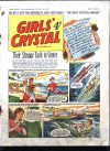 Cover For Girls' Crystal 1100