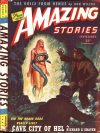 Cover For Amazing Stories v19 3 Cave City of Hel Richard S. Shaver