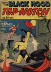 Cover For Top Notch Comics 20