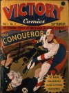Cover For Victory Comics 2 (fiche)