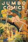 Cover For Jumbo Comics 89