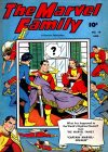 Cover For The Marvel Family 14