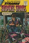 Cover For Strange Suspense Stories 27