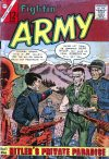 Cover For Fightin' Army 51