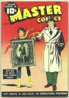 Cover For Master Comics 52