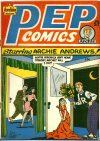 Cover For Pep Comics 57