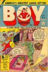 Cover For Boy Comics 93