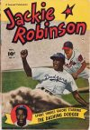 Cover For Jackie Robinson 4