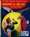 Cover For Sexton Blake Library S3 327 Murder in the Air